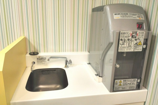 ディーズ赤ちゃんルーム温水器